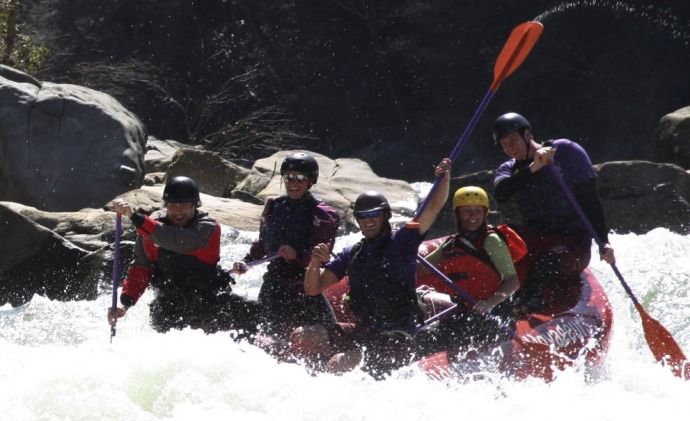 Whitewater Rafting on the Lower Youghiogheny and The Cheat River