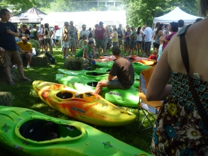 Boats at Beer and Gear