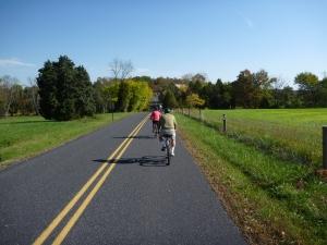 Civil War Bike Tour