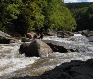 """white water rafting on the Upper Youghiogheny""  ""Class 5 rafting"" ""Upper Yough"""