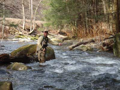 Fly fishing the yough rivers roads for Youghiogheny river fishing