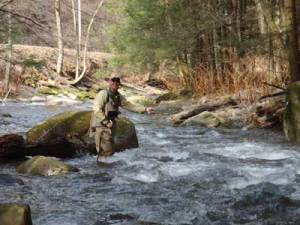 Garrett County fly fishing