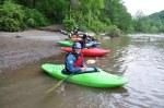 Ohiopyle kayaking wilderness voyageurs
