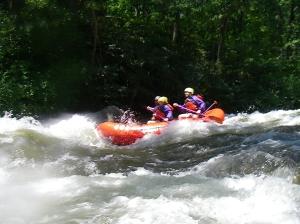 Savage River Rafting