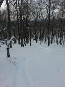 Ohiopyle winter Wilderness Voyageurs