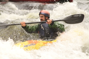 Ohiopyle whitewater rafting wilderness voyageurs