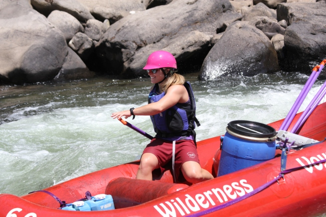 Ohiopyle Raft Guide Training