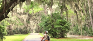 Savannah Bike touring Wilderness Voyageurs