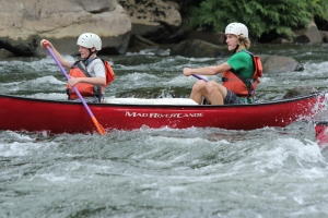Middle Yough Rafting Ohiopyle