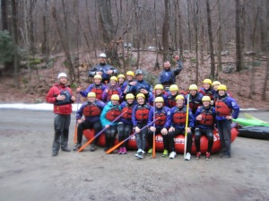 Ohiopyle group rafting wilderness voyageurs