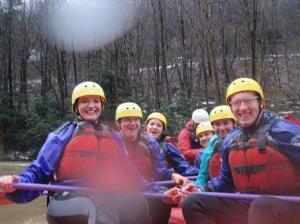 Ohiopyle rafting 2014 trip 1