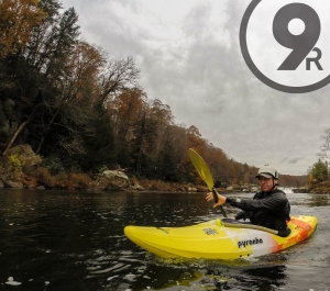 Pyranha 9r kayak ohiopyle yough